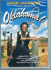 OKLAHOMA  ( HUGH JACKMAN ) DVD   NEW AND SEALED