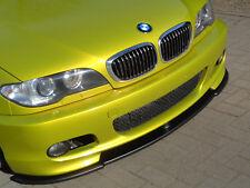 ANGEBOT BMW E46 M-Technik 2 Aeorodynamik Paket 2 Spoiler Schwert Ansatz incl ABE