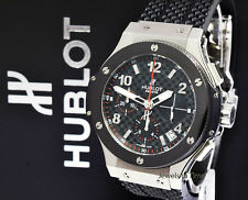 Hublot Big Bang Chronograph Steel Ceramic 41mm Watch Card/Tag  341.SB.131.RX