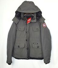 Canada Goose Gray Selkirk Sz XL 100% Authentic Down Parka Men's Coat Jacket