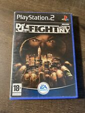 RARE PlayStation 2 PS2 EA Games Black Label Def Jam Fight For NY 2004 PAL DISC