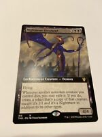 MTG Magic The Gathering - EXTENDED ART Nightmare Shepherd - Theros: Beyond Death