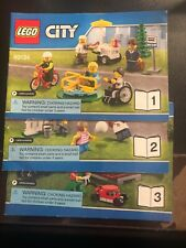 LEGO CREATOR BIKE BNIB DOG FREE P+P. PARK FOUNTAIN SET with MINIFIG 40221