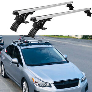 """For Subaru Forester Outback Top Roof Rack Cross Bar 48"""" Luggage Cargo Carrie"""