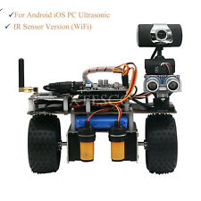 New listing 2-Dof Ptz Stm32 2Wd Self Balancing Robot Car for Android iOs Pc Ultrasonic xs90*