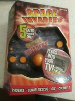 Taito Space Invaders w/5 games controller