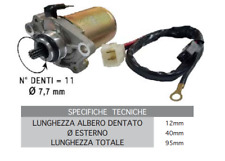 MOTORINO D'AVVIAMENTO PEUGEOT VIVACITY 50 SPORTLINE 50 cc 2001>2001