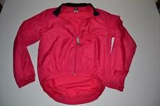 CANARI SAN DIEGO CYCLING PINK WIND RAIN JACKET WOMENS SIZE MEDIUM M