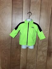 TODDLER BOY'S UNDER ARMOUR ZIP-UP TOP-SIZE: 6/9 MONTHS