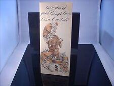 Vintage Dixie Sugar Crystals Cook Book Booklet 36 recipes