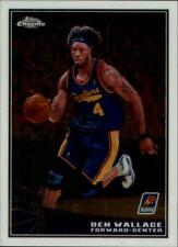 2009-10 Topps Chrome Basketball Card Pick