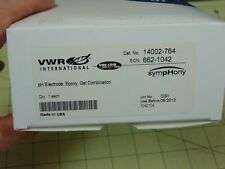 Vwr Ph Electrode Epoxy Gel Combination Cat 14002 764 Symphony New