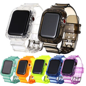 For Apple Watch Series 6/5/4/3/2/1 Case 42 mm Watch Band Protective Strap Cover