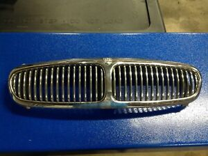 2002-2008 Jaguar X-Type Front Grille Assembly Chrome 03 04 05 06 2003 2004 grill