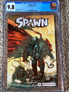 "Spawn #135  CGC 9.8  ""Hellspawn Patheticus""Low Print Run(Only 6 Graded 9.8)"
