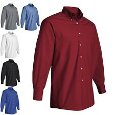 VAN HEUSEN NEW Long Sleeve Baby Twill Shirt Men's Sizes S-XL 2XL 3XL - 13V0521