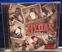 Psychopathic Rydas - Eat Shxt N Die CD SEALED insane clown posse twiztid boondox