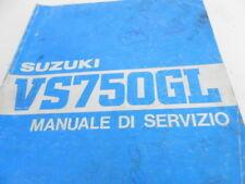 Suzuki VS 750 Reparaturbuch  Handbuch Reparaturanleitung