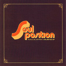 Audio CD Unlimited EP - Soul Position - Free Shipping
