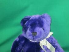 PIKES PEAK 14,110 PURPLE TEDDY BEAR EMBROIDERED PLUSH STUFFED ANIMAL TOY PIKE'S