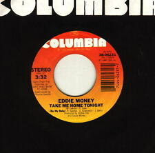 Eddie Money - Take me home tonight - Original issues
