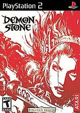Demon Stone (Sony PlayStation 2, 2004) ***COMPLETE with MANUAL***