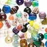 Lampwork Glass Beads Mix Jewelry Lot of 50 pcs