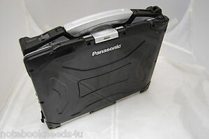 Panasonic Toughbook Rugged 1.6ghz 2gb 100gb Backlit Key Police Window Xp Pro SP3