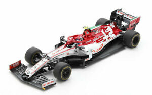 Model Car formula 1 F1 Spark Model Scale 1:18 Alfa Romeo C39 2020 Gp