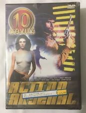 Action Arsenal Bad Cop I & II/Blitz/Twisted Justice/Narcotic 10 Movies Free Ship