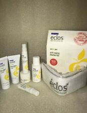 ECLOS 6PC Mini's AM + PM Anti-Aging Starter Kit Apple Stem Cell Skin Care NEW
