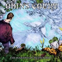 ODIN'S COURT - THE WARMTH OF MEDIOCRITY  CD NEW