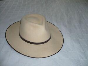 Fallen Broken Street Dingo Hat Wool Cream M / L New