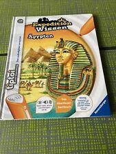 Tip Toi Expedition Ägypten von Ravensburger, selten 7-10 Jahre