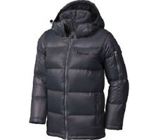 Marmot 73670-1515 Boys' Stockholm JR Jacket Steel Onyx Size Medium