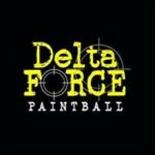 CHARITY LISTING - DELTA FORCE PAINTBALL - 10 Tickets Entry