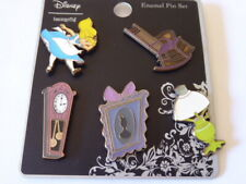 Disney Trading Pins 137591 Loungefly - Alice in Wonderland Set