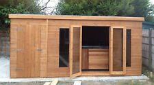 20ftx10ft Combination Summerhouse