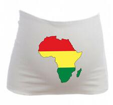 Bandeau Grossesse Maternité Afrique aux couleurs rasta / Future maman / enceinte