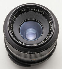 Super Carenar 1:2.8 2.8 35mm 35 mm - M42 M 42 Digital