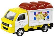Tomica ‡'010 Subaru Sambar Bakery (box) Miniature Car Takara Tomy