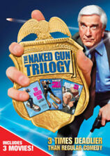 Naked Gun Trilogy Collection [New DVD] Gift Set, Subtitled, Widescreen, 3 Pack
