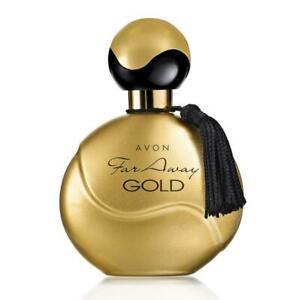 Avon Far Away Gold EDP Perfume 50ml New & Boxed