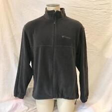 Columbia Fleece Zip Up Ski Jacket Mens Size L