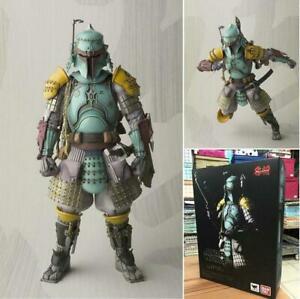 7'' Star Wars Ronin Samurai Boba Fett Meisho Movie Realization Action Figure Toy