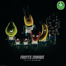 Panda hole fruit zombie Gashapon 6set complete mini figure capsule toys