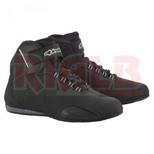 Scarpe Alpinestars Impermeabili per Uomo SEKTOR WATERPROOF Shoes - black