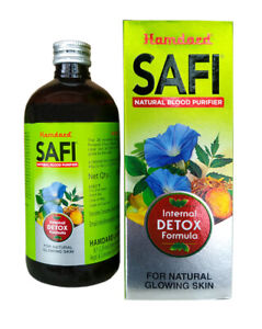 Hamdard Safi an Ayurvedic ( Unani ) Syrup for Body Detoxification - 500 ml