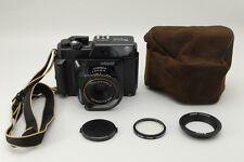 Near Mint FUJI GS645S Pro Wide 60 w/EBC 60mm f/4 Fujifilm + Case From Japan #112