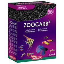 ZOOCARB CHARBON ACTIF POUR FILTRATION 600ml ZOLUX (330508)